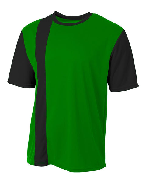 A4 N3016 Legend Soccer Jersey - Kelly Black