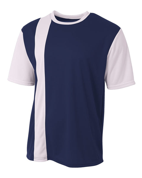 A4 N3016 Legend Soccer Jersey - Navy White