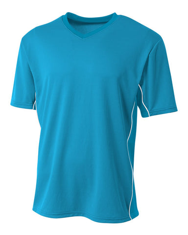 A4 NB3018 Liga Soccer Jersey - Electric Blue