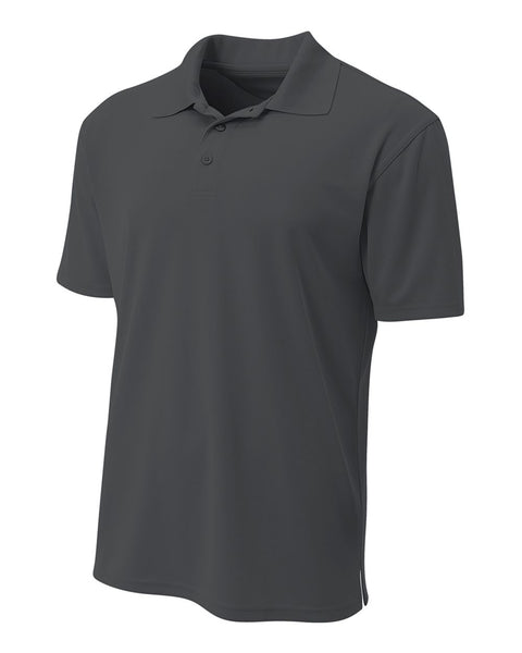 A4 N3008 Performance Pique Polo - Graphite