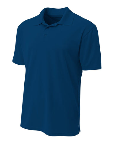 A4 N3008 Performance Pique Polo - Navy