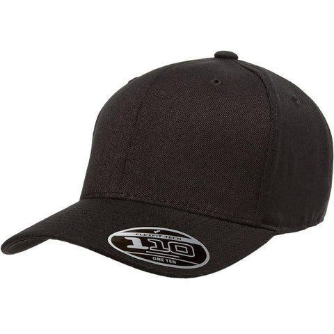 Flexfit 110 Pro-Formance Cap - Black - HIT A Double