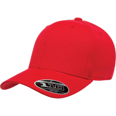 Flexfit 110 Pro-Formance Cap - Red - HIT A Double