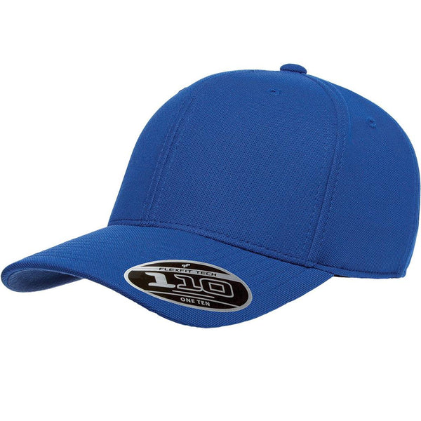 Flexfit 110 Mini-Piqué Cap - Royal Blue - HIT A Double