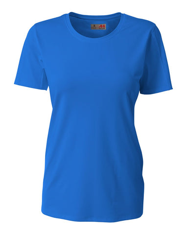 A4 NG3014 The Spike - Short Sleeve Volleyball Jersey - Royal