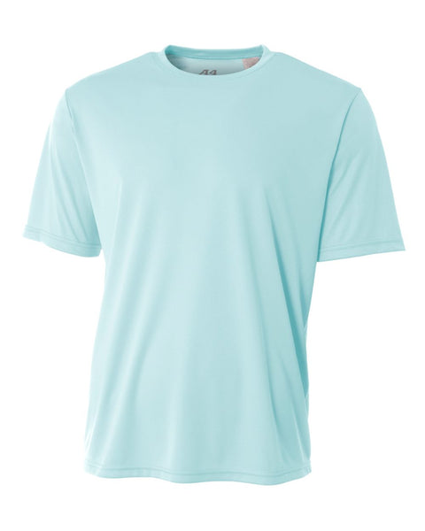 A4 NB3142 Youth Cooling Performance Crew - Pastel Blue