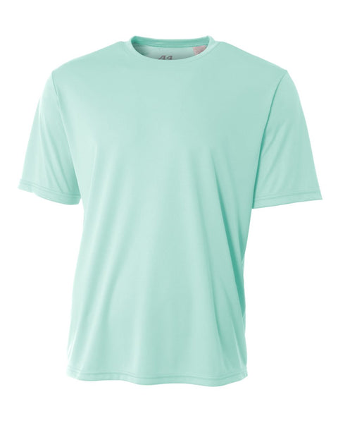 A4 NB3142 Youth Cooling Performance Crew - Pastel Mint