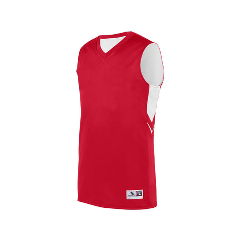 Augusta 1167 Youth Alley-Oop Reversible Jersey - Red White