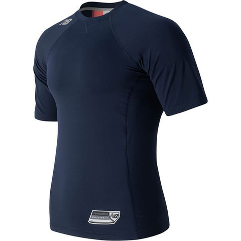 New Balance SS 3000 Baseball Top - Navy