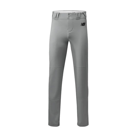 New Balance Adversary 2 Adult Solid Pant - Gray - Baseball Apparel, Softball Apparel - Hit A Double - 1