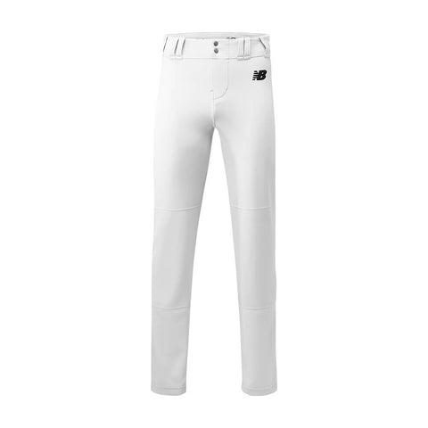 New Balance Adversary Adult Solid Pant - White - Baseball Apparel, Softball Apparel - Hit A Double - 1