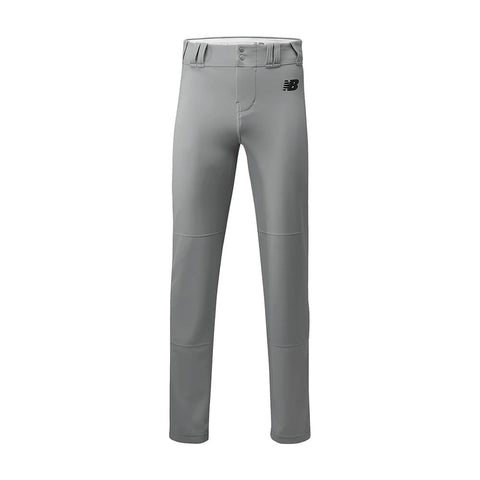 New Balance Adversary Youth Solid Pant - Gray - Baseball Apparel, Softball Apparel - Hit A Double - 1