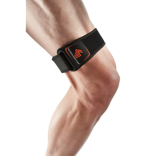 Shock Doctor 945 Runners Therapy Iliotibial Band Strap - Black