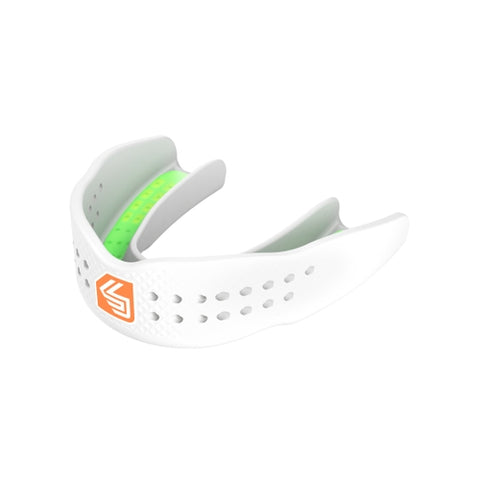 Shock Doctor 9200W Women's Superfit Basketball Mouthguard Adult - White