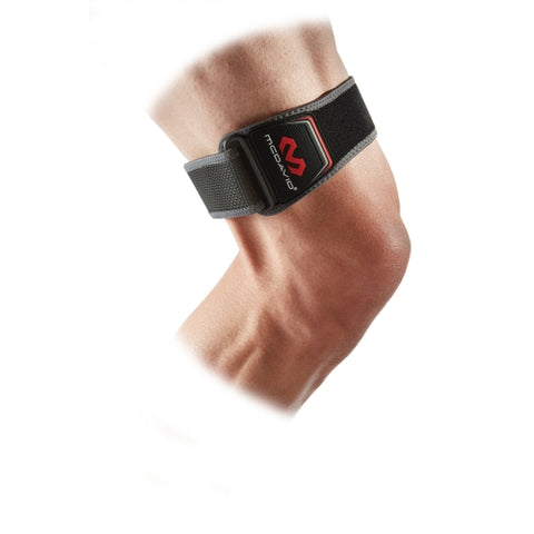 McDavid MD4103 Runners Therapy Iliotibial Band Strap - Dark Gray