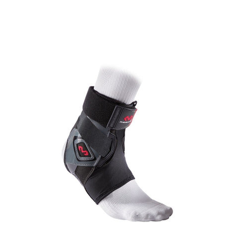 McDavid MD4197 Bio Logix Ankle Brace with Hidden Hinge - Black - HIT A Double