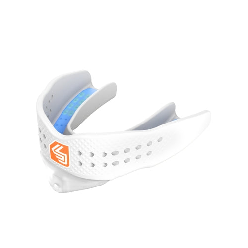 Shock Doctor 9000 Superfit All Sport Convertible Mouthguard - White