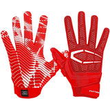 Cutters S652 The Gamer 3.0 Gloves Adult - Red