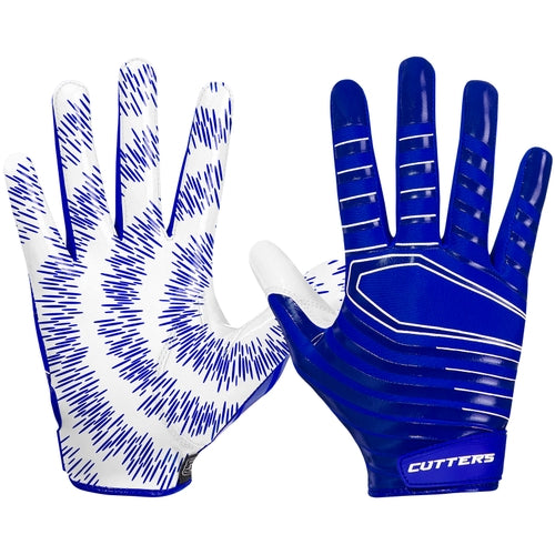 Cutters S252 Rev 3.0 Gloves - Royal
