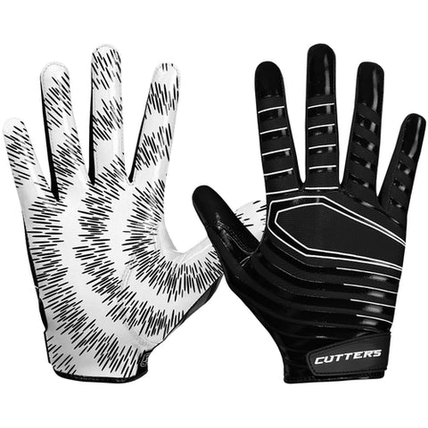 Cutters S252 Rev 3.0 Gloves - Black