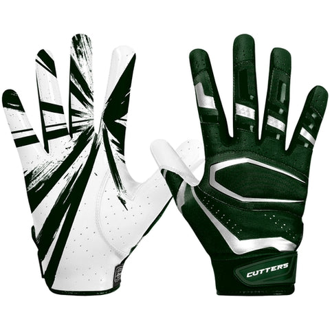 Cutters S452 Rev Pro 3.0 Gloves Adult - Dark Green