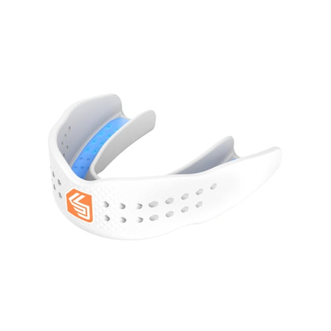 Shock Doctor 8800 Superfit All Sport Mouthguard - White