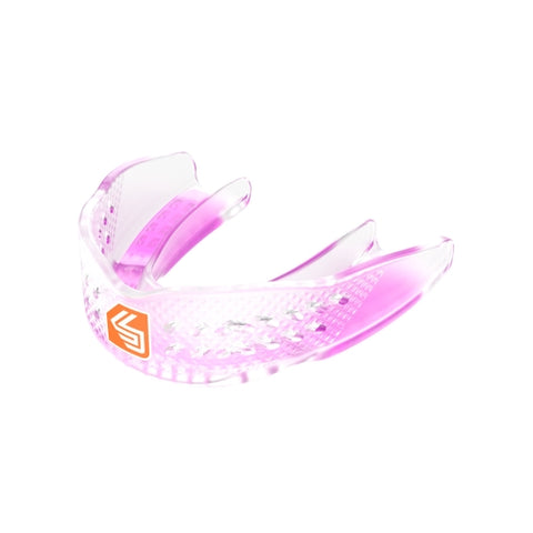 Shock Doctor 9200W Women's Superfit Basketball Mouthguard Adult - Clear