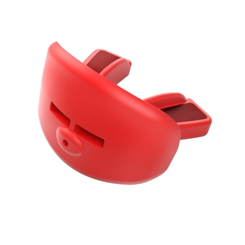 Shock Doctor 3400 Low Profile Lip Guard Flavor Fusion - Red Fruit Punch