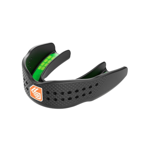 Shock Doctor 9200W Women's Superfit Basketball Mouthguard Adult - Black