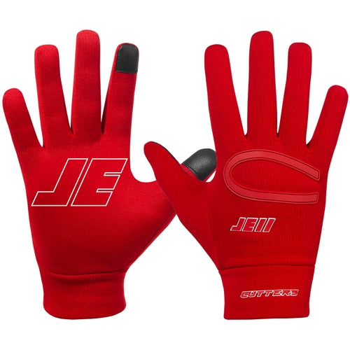 Cutters S017FJE JE11 By Cutters Fan Series - Red