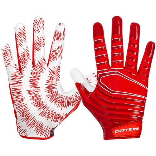 Cutters S252 Rev 3.0 Gloves - Red