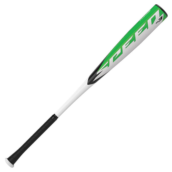 Easton 2019 Speed (-3) BBCOR Metal Alloy Bat - Bk Wh Green