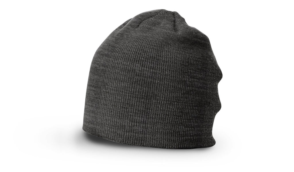 Richardson 130 Marled Beanie - Black Gray