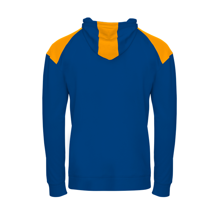 Badger 144000 Breakout Performance Fleece Hood - Royal Gold - HIT A Double