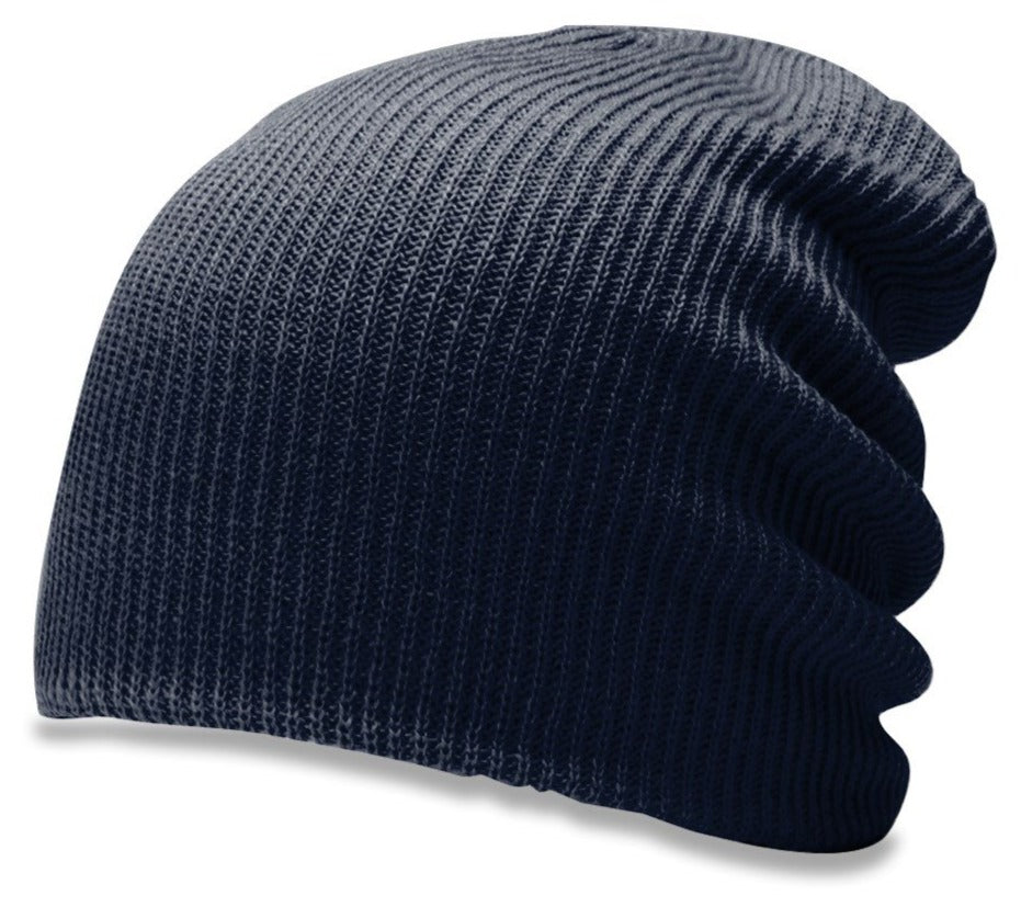 Richardson 149 Super Slouch Knit Beanie - Navy