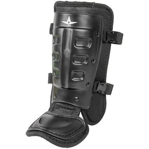 All-Star Universal Batter's Ankle Guard LGB3 - Graphite Matte Black