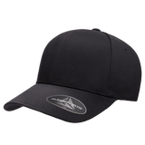 Flexfit 180 Delta Seamless Cap - Black