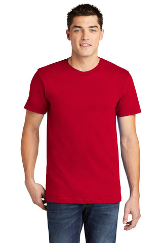 American Apparel 2001 USA Collection Fine Jersey T-Shirt - Red