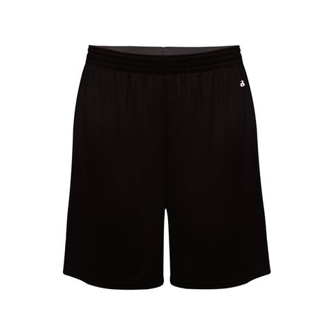 Badger 2002 Ultimate Softlock Youth Short - Black