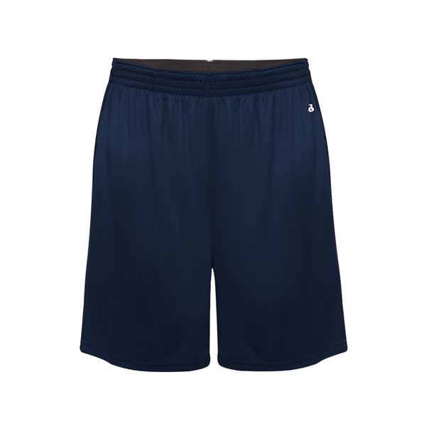 Badger 2002 Ultimate Softlock Youth Short - Navy