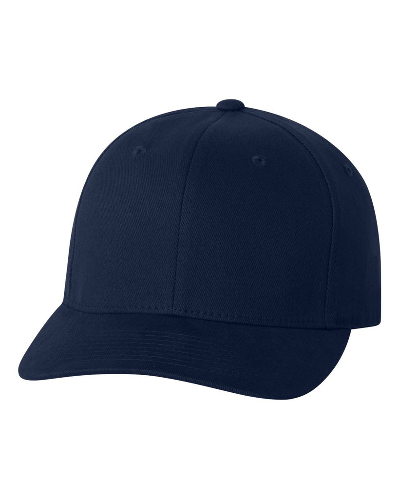 Flexfit 6377 Brushed Twill Cap - Navy