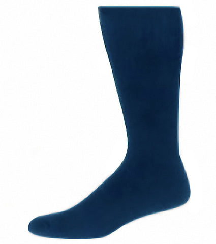 Pro Feet 205 Basic Uniform Boot Sock - Navy - Work Wear - Hit A Double