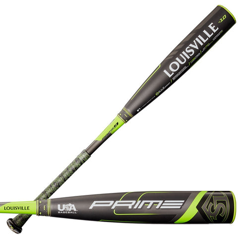 Louisville Slugger 2020 Prime (-10) USA Approved 2 5/8