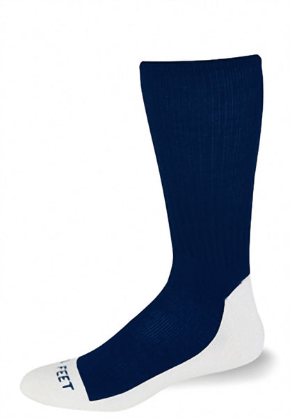 Pro Feet 217 Foot Patrol Boot Sock - Navy - Work Wear - Hit A Double