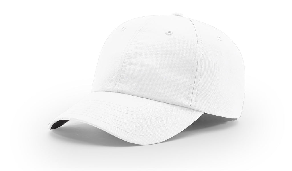 Richardson 220 Relaxed Lite Cap - White