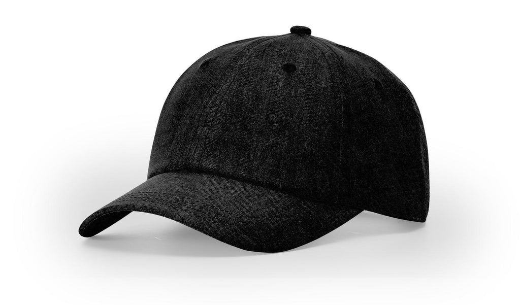 Richardson 224Re Recycled Performance Cap - Heather Dark Grey