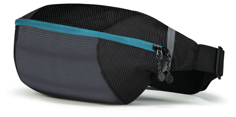 Holloway 229011 Expedition Waist Pack - Carbon Aqua