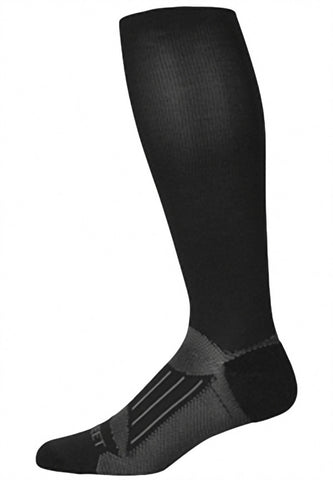 Pro Feet 240 Compression Over The Calf - Black - Casual Wear, Work Wear - Hit A Double