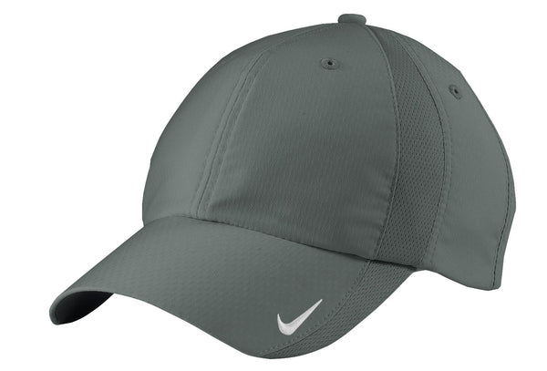 Nike 247077 Sphere Dry Cap - Anthracite Anthracite - HIT A Double