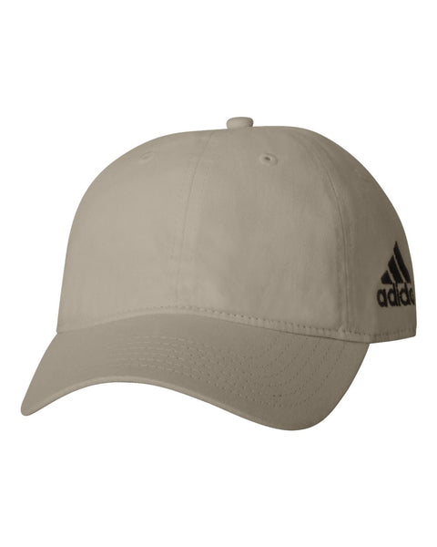 Adidas A12 Core Performance Relaxed Cap - Stone